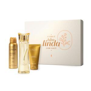 Kit Presente Dia das Mães Linda | R$150