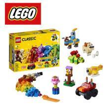 Lego Classic Basic Brick Set 11002 Building Kit (300 Peças) | R$104