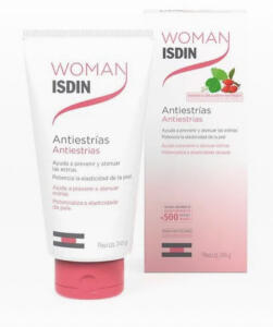 Creme Antiestrias Isdin Woman 250ml | 3 unidades | R$51 cada