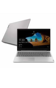 "Notebook Lenovo Ultrafino ideapad S145 Ryzen 7 8GB 512GB SSD W10 15.6"" Full HD 81V70009BR Prata | R$3.941"