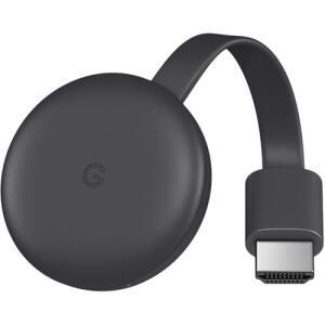 [CARTAO SUB + APP] Chromecast 3 Streaming Full HD - Google | R$209