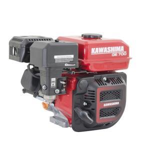 Motor Estacionário Kawashima Ge700 4T 7hp À Gasolina | R$643