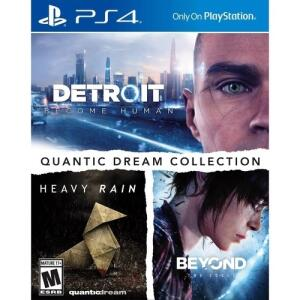 Quantic Dream Collection Ps4