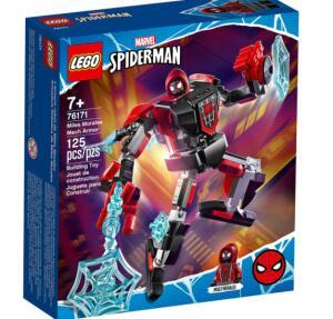 LEGO Marvel Spider-Man Armadura Robô de Miles Morales - 125 Peças | R$67