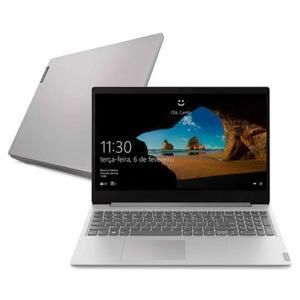 "Notebook Lenovo Ultrafino ideapad S145 Ryzen 7 8GB 512GB SSD W10 15.6"" Full HD | R$3941"
