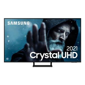 "Smart TV Samsung Crystal UHD 4K 55"" | R$4779"