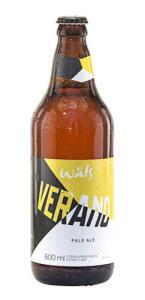 Cerveja Wäls Verano Pale Ale Garrafa 600ml | R$12