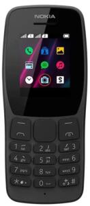 Celular Multilaser Nokia 110 | R$119