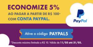 5% OFF no Shell Box via PayPal