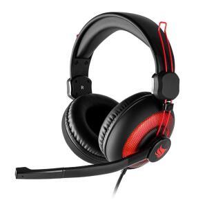 HEADSET GAMER PICHAU P451 LED VERMELHO 7.1 USB, PGH-P451   R$210