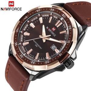 Relógios NAVIFORCE Mens Top Marca de Luxo Da Moda Esporte Relógios Homens | R$90