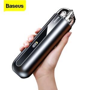 Aaspirador de pó Baseus portátil do carro sem fio 5000pa recarregável | R$214