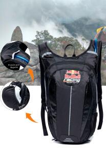 Mochila Masculina de Hidratação Red Bull Camelbak Hidratação C/ Bolsa D'água 2 L | R$230
