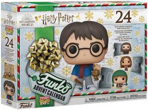 Funko Calendário do Advento: Harry Potter – 24 Bonecos | R$311