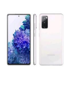 "[Cliente ouro] Smartphone Samsung Galaxy S20 FE 128GB Cloud White - 4G 6GB RAM Tela 6,5"" | R$2203"