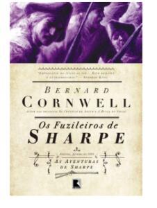 Livro - Os fuzileiros de Sharpe (Vol. 6) | R$15