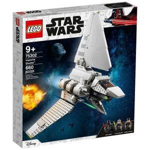 LEGO Star Wars - Imperial Shuttle, 660 Peças - 75302 | R$489
