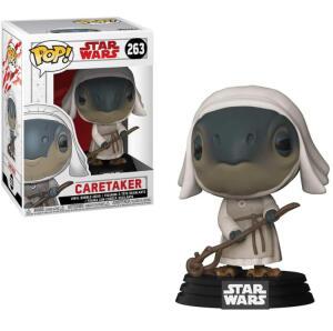 [PRIME] FUNKO POP! Star Wars: The Last Jedi - Caretaker | R$ 80
