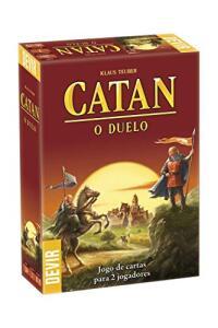 Catan - O Duelo - Devir | R$184
