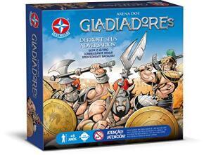 Arena Dos Gladiadores, Brinquedos Estrela | R$40