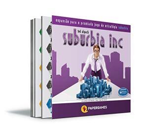 Suburbia Inc - PaperGames | R$105