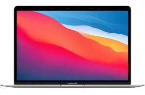 "[APP+AME=R$8026] MacBook Air 13"" Apple M1 (8GB 256GB SSD) Prateado | R$8190"