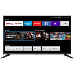 Smart TV 40'' Philco FHD com Tela Infinita | R$1339