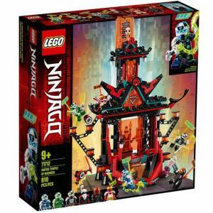 Lego Ninjago Império Templo da Loucura | R$560