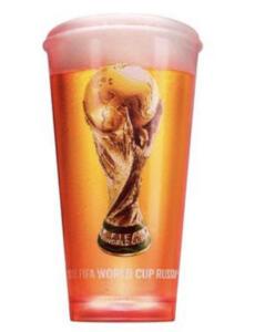 Copo Oficial Budweiser Copa do Mundo FIFA | R$1,99