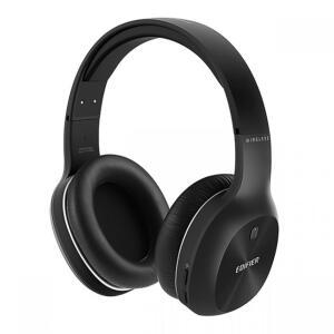 Fone de Ouvido Sem Fio Edifier, Bluetooth 5.1, aptX, Preto - W800BT PLUS | R$246