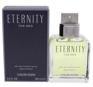 Perfume Eternity by Calvin Klein - 100ml EDT (masculino) | R$147