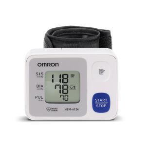 Monitor De Pressão Omron Digital De Pulso Automático Hem-6124   R$81