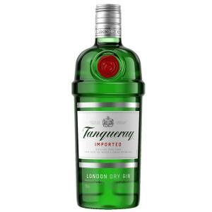 Gin Importado London Dry Garrafa 750ml - Tanqueray | R$100