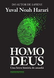 [PRIME] Homo Deus - Capa comum | R$36