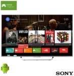 """[OpteMais] Smart TV 4K Sony LED 49"""" com Android TV, Motionflow 960 Hz e Wi-Fi - XBR-49X835C por R$ 3999"""