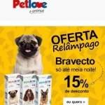[Pet Love] Anti Pulgas e Carrapatos Bravecto para Cães por R$ 139