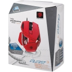 [Americanas] Mouse Gamer Rat 3 Preto Laser 3500 DPI - R$89,99