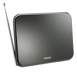 [Shopfato] Antena Digital Amplificada Philips SDV7225T/55 - R$45