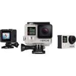 [DETONASHOP] Câmera GoPro Hero 4 Silver 4K À VISTA - R$ 1589,00