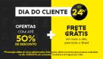 [C&A] Dia do Cliente: Ofertas com até 50% de desconto + Frete grátis