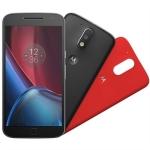 [Coringa Shopping] Smartphone Motorola Moto G 4ª Geração Plus Dual Chip XT1640 Preto 4G 16MP 32GB - Desbloqueado por R$ 1249