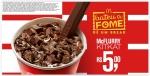 [Mc Donalds] McFlurry KIT-KAT por R$ 5
