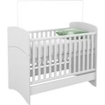 [AMERICANAS] Berço Multifuncional 3 em 1 Branco Móveis Rodial - RF$211