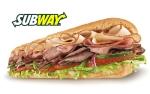 [SUBWAY] Compre 1 sanduíche e ganhe outro Grátis - ESTEIO/RS