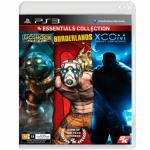 Jogo 2K Essentials Collection para Playstation 3.R$18,31