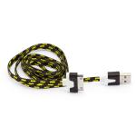 Cabo USB para Iphone 4/Ipad - R$1