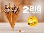 2 Big Cascões do Bob's por R$5