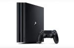 Console Playstation 4 Pro 1TB por R$ 2349