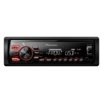 Som Automotivo MVH-078UB Pioneer com Rádio AM/FM e Entrada USB por R$ 90