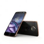 """Motorola MOTO Z XT1650-05 5.5 """" Android 6.0/ 4G / dual chip / quad core / 13 MP / 4GB RAM / 64 GB ROM (Preto) por R$ 1859"""